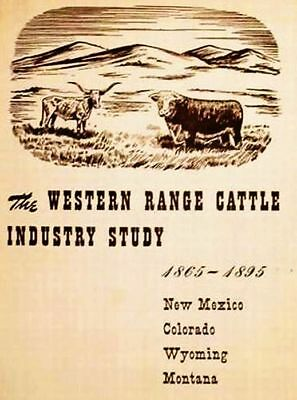 1865=__Range_Cattle__=1895__Ranch__Industry_ New_Mexico Colorado Wyoming Montana