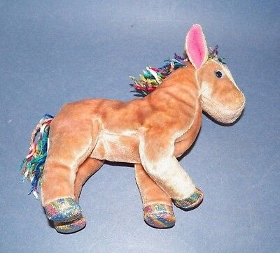 """TY Zodiac Beanie Babies """"Horse""""  New With Tag"""