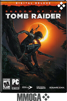 Shadow of the Tomb Raider Digital Deluxe Edition - STEAM PC Spiel Digital Code