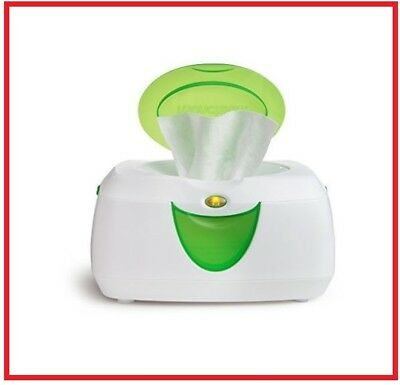 Munchkin Warm Glow Baby Wipe Warmer Box w/ Light