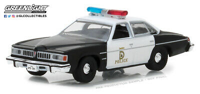 1:64 Greenlight *HOT PURSUIT R28* 1977 Plymouth Fury TENNESSEE STAT PATROL CAR