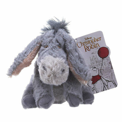 Disney Christopher Robin Collection Eeyore Plush Toy 7in 50cm 37487