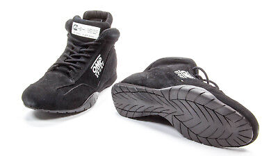 OMP Racing Black Size 12 Mid-Top OS 50 Driving Shoe IC792071120