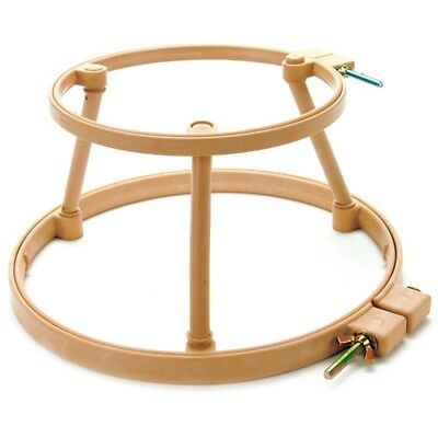 "Morgan Products Lap Stand Combo 7"" And 9"" Hoops 313 - 7 9"