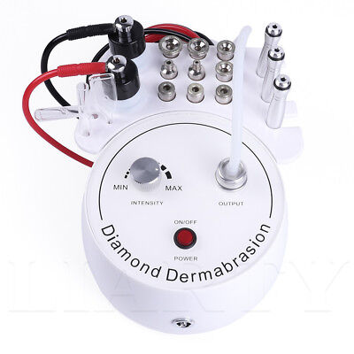 Micro Crystal Diamond Dermabrasion Peel Machine Microdermabrasion Beauty Machine