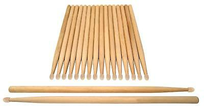 10 Paar Xdrum 5A Ahorn Drum Sticks Nylon Tip Trommel Stöcke Schlagzeug Sticks