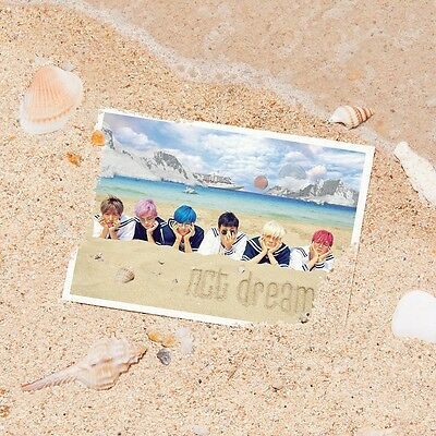 NCT DREAM - We Young (1st Mini Album) CD+Free Gift+Tracking no.