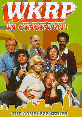 WKRP in Cincinnati: The Complete Series Box Set Brand New - Factory Sealed