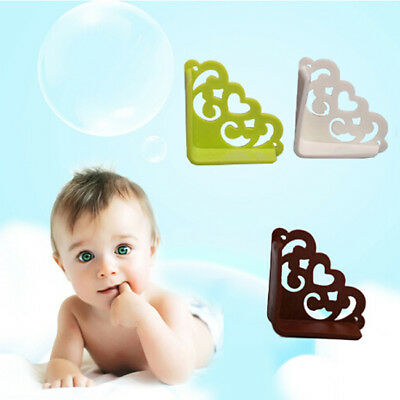 Hollow Out Flower Pattern Table Corner Angle Protective Guard For Baby LG