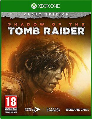 Shadow of the Tomb Raider - Croft Edition (Xbox One)  NEW AND SEALED - IN STOCK