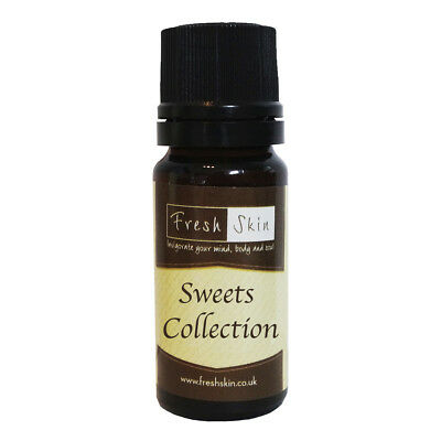 10ml Sweets Collection Fragrance Oils - 13 different types to choose from!