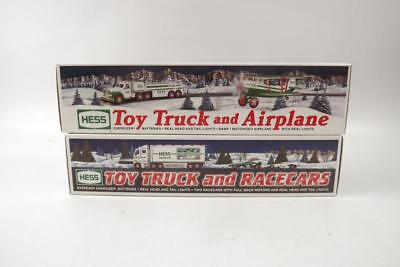 Hess Collector Trucks 2002/2003 With Original Boxes (2)