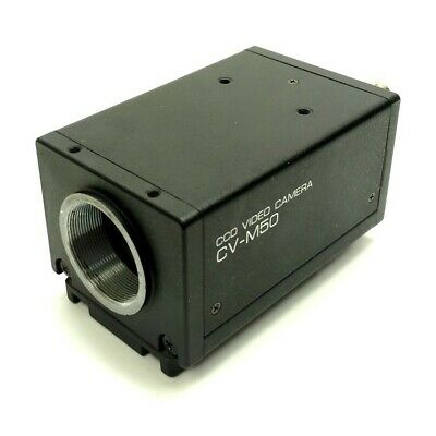 "JAI CV-M50 Machine Vision Camera, 1/2"" CCD, 758 x 486 Pixels, 25FPS, 12VDC"