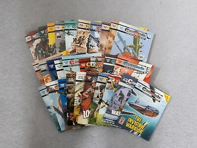 30x Commando Comics Excellent Condition