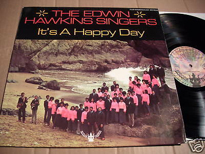 Edwin Hawkins Singers - It's A Happy Day - Lp Buddah