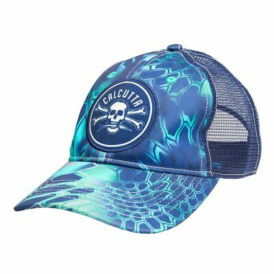 Calcutta Kryptek Pontus Hat - Blue