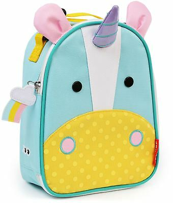 Skip Hop ZOO LUNCHIE INSULATED LUNCH BAG - UNICORN Kids Lunch Bags - BN
