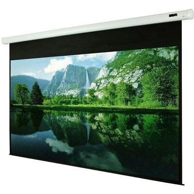 """EluneVision Luna Electric Projection Screen - 92"""""""