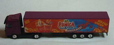 Track LKW Punica HOT & COOL Winterberry