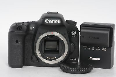 Canon 7D Mark II 20.2MP Digital Camera Body                                 #318