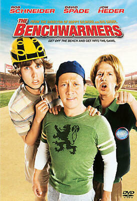 The Benchwarmers (DVD, 2006) NEW