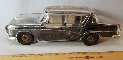 Extremely RARE 1956 American Motors Rambler Nash CLEAR Dealer Promotional Model