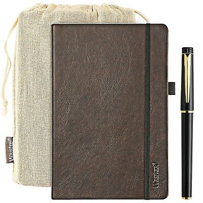 Ruled Notebook Bullet Journal Student Diary Book 120gsm Hardcover Notebook Colle
