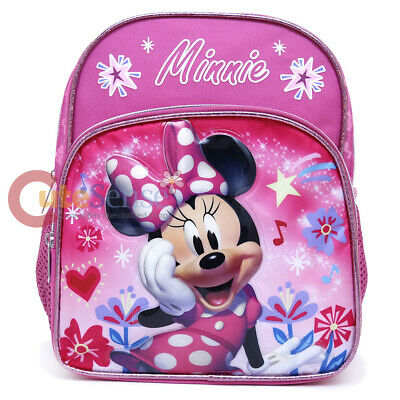 2ea3804b63d Disney Minnie Mouse Toddler Backpack 10