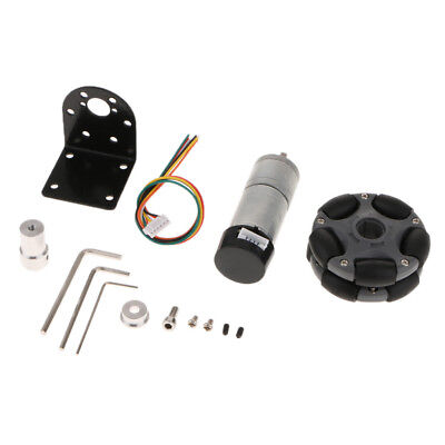 DIY Smart Robot Arduino Learning Kit Wheel Coupling + Reduction Motor