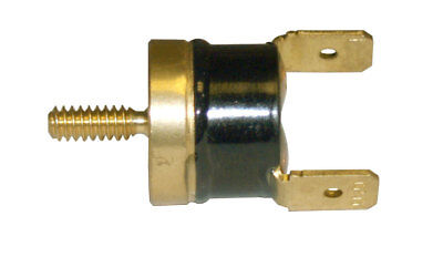 Derale 16728 3/8 in NPT Bushing/Push-In Adapter Temperature Switch Kit