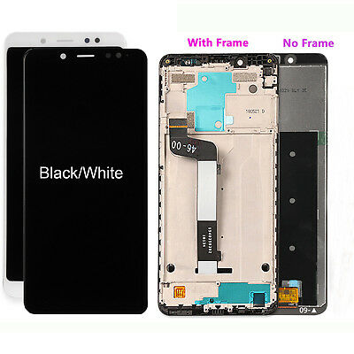 LCD Display Touch Screen Digitizer Assembly&Frame For Xiaomi Redmi Note 5/5Pro