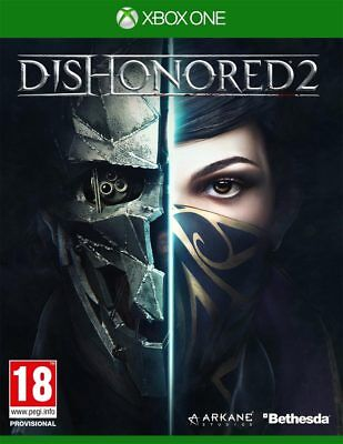 Dishonored 2 (Xbox One)  BRAND NEW AND SEALED - IN STOCK - QUICK DISPATCH