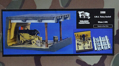 VERLINDEN PRODUCTIONS #1898 HMS Victory Gundeck Section in 1:32
