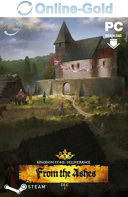 Kingdom Come Deliverance From the Ashes Key - PC Steam Download Code DLC - DE/EU