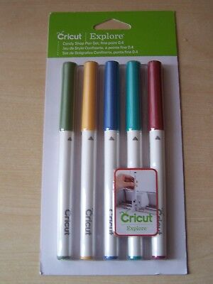 Cricut Explore - Pen Set - Candy Shop -  Fine Point 0.4