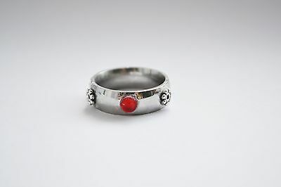 Howl Pendragon howls moving castle studio ghibli red cosplay ring custom sizes