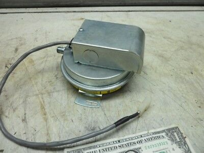 Tjernlund Model Ps1505 Fan Proving Switch Designed For Auto-Draft Inducer