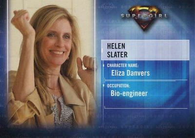 Supergirl Season 1 Character Chase Card CB9 Helen Slater as Eliza Danvers