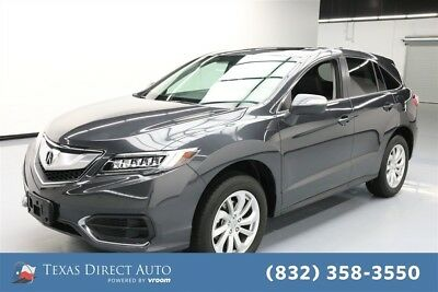 Acura RDX 4dr SUV w/Technology Package Texas Direct Auto 2016 4dr SUV w/Technology Package Used 3.5L V6 24V Automatic