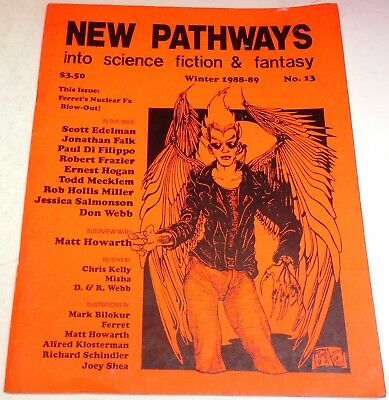 New Pathways Into Science Fiction and Fantasy No.13 – US magazine – Winter 1988