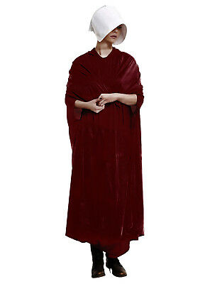 Handmaid's Tale Adult Costume Robe and Hat