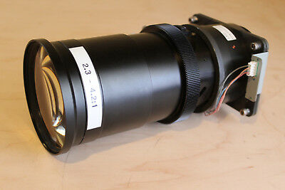 Sanyo LNS-T31A Long Zoom Projector Lens with POA-LNA03 Lens Adapter