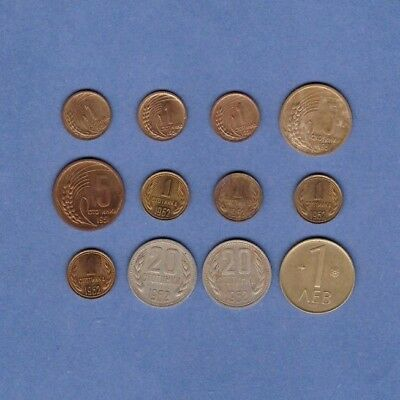 Bulgaria - Coin Collection Lot # Z-16 - World/Foreign/Europe