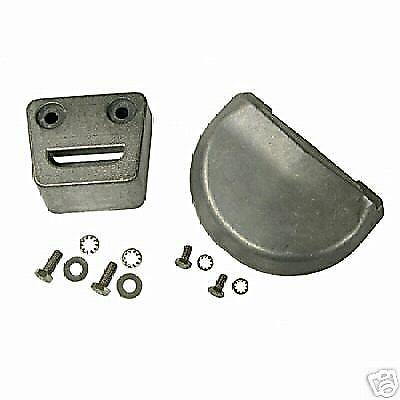 Performance Metals Alum Anode Kit Volvo SX Kit