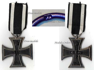 GErmany WW1 Medal Iron Cross EK2 FR Military Decoration WWI 1914 - 1918 German