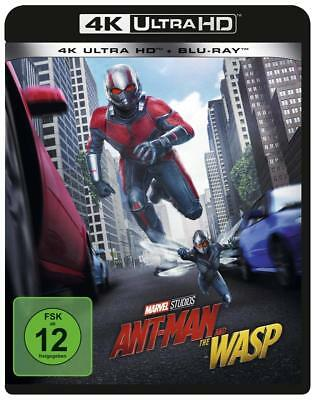 Ant Man And The Wasp Marvel Studios Ant-Man 4K Ultra Hd + Blu-Ray Deutsch