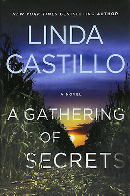 A Gathering of Secrets: A Kate Burkholder Novel by Linda Castillo (2018, eBooks)