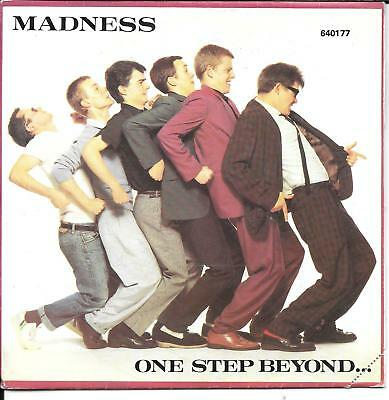 "45 Tours / 7"" Single--Madness--One Step Beyond... / Mistakes--1979"