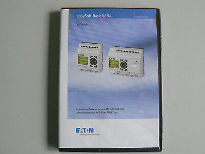 Eaton Easy Soft-Basic V6.94 Programmier Software für Easy 400/500/600/700
