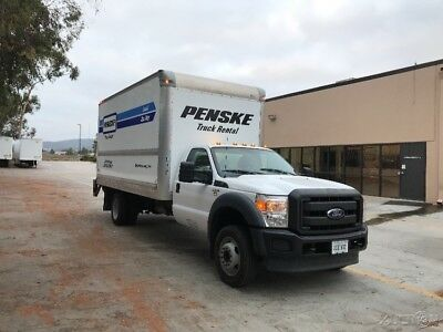 Penske Used Trucks - unit # 696389 - 2014 Ford F450